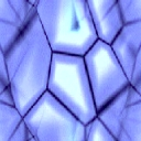 Blue Cell Texture