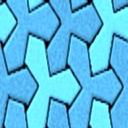 Blue Jigs Texture