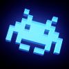 Blue invader