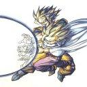 Goku Drawing