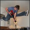 Guitar Hero jump