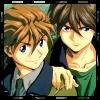 Heero and Duo