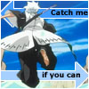 Hitsugaya catch me if you can
