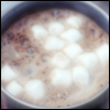 Hot Chocolate & Marshmellows
