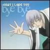 Ichimaru and bye bye