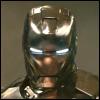 Iron Man chrome