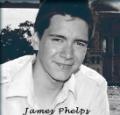 James Phelps black and white