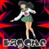 Kagome falling