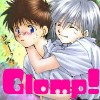 Kaworu Shinji Glomp