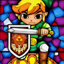 Link with Shield