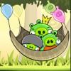Pigs in a hammock