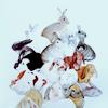 Rabbit pile