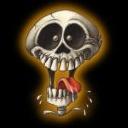 Toothy Skull