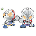 Ultraman Tennis