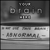 Your Brain Here