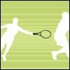 tennis motions